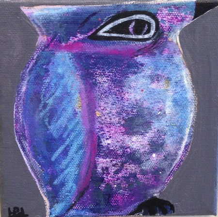 King Tut's Owl